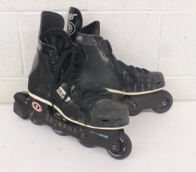 Bauer Off Ice Hockey 3 High-Quality Inline Skates Size 10 (Canada) Fast Shipping