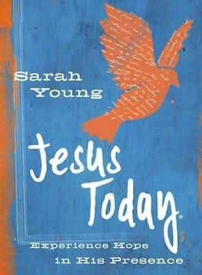 NEW Jesus Today Teen Cover By Sarah Young Hardcover Free Shipping