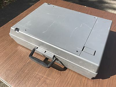 3M 2000-Series 2000AG Foldable Briefcase Overhead Projector Brand New TESTED