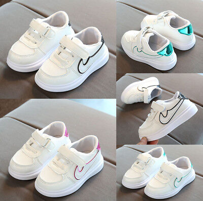 Hot Kids Boys Girls Child Sports Running Shoe Baby Infant Casual Trainning Shoes