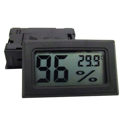 Mini Digital LCD Indoor Temperature Humidity Thermometer Hygrometer Meter Cute
