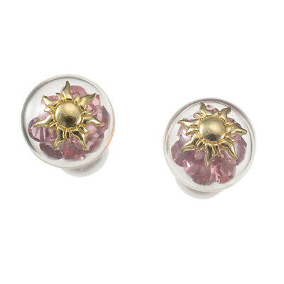 Disney Store Japan Earrings 2WAY KIRA KIRA Rapunzel