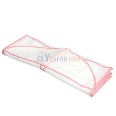 Storage Bag Cover Clothes Protector Case for Wedding Dress Gown Garment  #3YE