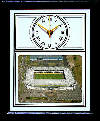 Football Clock Derby County The Rams Pride Park iPro Stadium Aerial