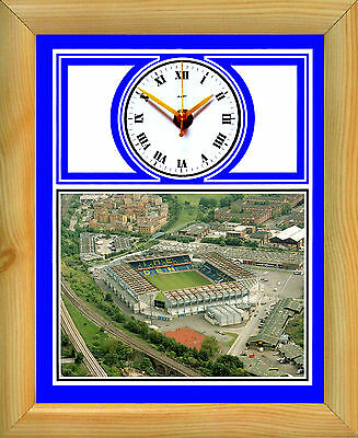 Football Clock Millwall The Lions The Den Aerial Photo
