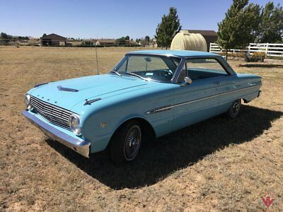 1963 Ford Falcon  1963 1/2 Ford Falcon. 4 Speed with Original 260ci V8. Less than 200 made!!