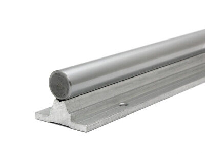 Linear Guide, Supported Rail SBS12 - 1500mm Long