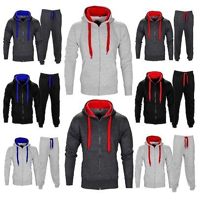 Womens Ladies Casual Jogging Sports Wear Joggers Hoodies Tracksuit 2 Piece Sets