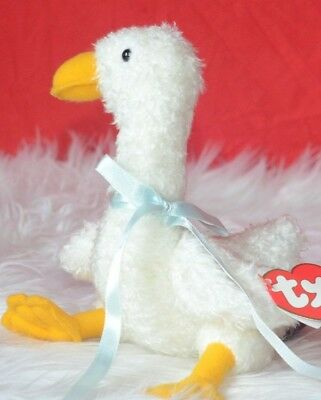 GeorgetteTy Beanie Baby Goose The Attic Treasure Collection Stuffed Animal 1993