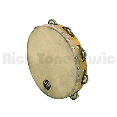 Latin Percussion CP378 CP Wood - Headed - Tambourine