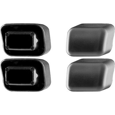 Thule Square Bar End Caps set of 4 Fits 760, 761, 769, 762, 763 Roof Bars