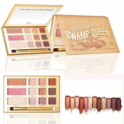 New Limited Edition Tarte Swamp Queen eye & cheek palette with brush Eye shadow