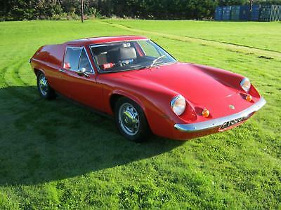 1970 Lotus Europa S2. Fully Documented History.