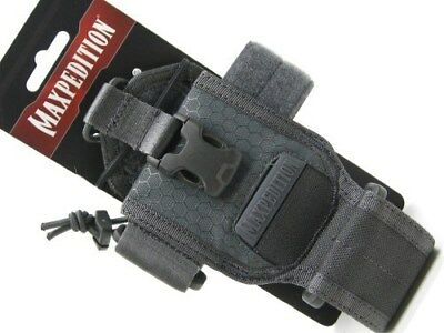 MAXPEDITION Advanced Gear Research AGR Gray RDP Radio Pouch Pocket Holder RDPGRY