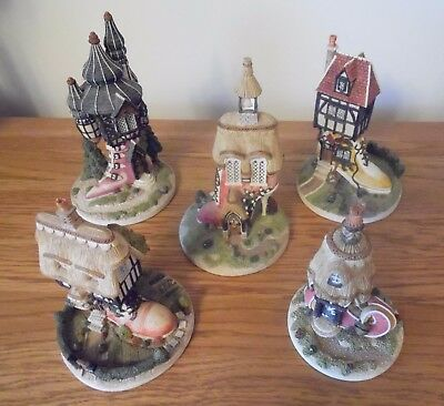 Shoemaker's Dream Shoe Houses Jon Herbert - Various houses to select - GIFT IDEA