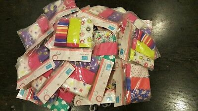 Lot of 116 Girls Children's Place Underwear Assorted  Colors, Styles NWT