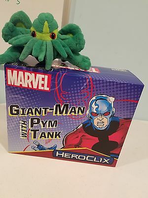Giant-Man Tank Pym Particle Mp17-001 Wizkids Con Exclusive Le Heroclix Marvel