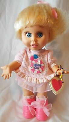 Galoob Baby Face 1991 SO INNOCENT CYNTHIA Doll in Original Outfit – Excellent!