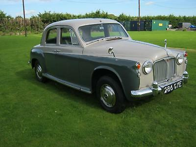 1963 Rover P4 110. Beautiful Car In Fantastic Condition.