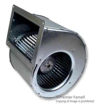 Ac Fan, Centrifugal, 160Mm, 230V Nwk Pn:  D4E160-Da01-22