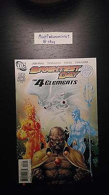 Brightest Day : 4 Elements - # 23 2006 Series Comic Book - Includes Bag/Board