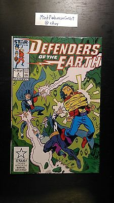 Defenders of the Earth - # 4 - VF/NM