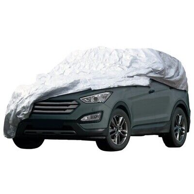 POLCO Water & Weather Resistant Car Cover Medium MPV & 4x4 - POLC133