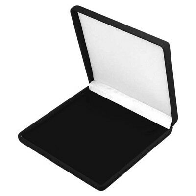 Wholesale Lots Black Velvet Necklace Chain Jewelry Gift Boxes  12 24 48 Pieces