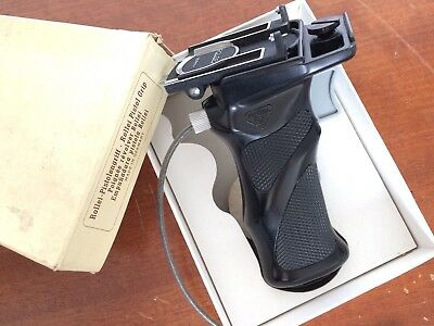 Rollei pistol grip in the box never used