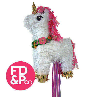 Unicorn Pinata Pinata Birthday Celebrations Party Pinata Bash Whack Burst Goodie