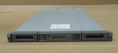 HP Storageworks 1/8 G2 8 Slot Tape Autoloader AK377A with Ultrium 1760 SAS