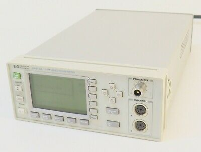 HP Agilent E4419A EPM Series Power Meter w/ Opt 8ZE