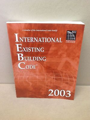 ICC International Existing Building Code 2003 , unused