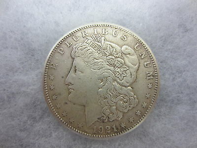 Münze - Usa - Liberty - One Dollar - 1921 - Morgan - Silber