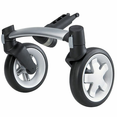 NEW Quinny Buzz Front Wheel Assembly - CV092BLK