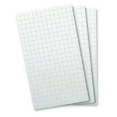 #8393 - Wellspring Flip Note Pad Refill White Graph Paper 3 Pack - Great!