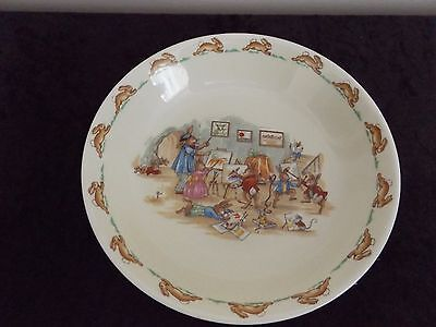 Royal Doulton Bunnykins Porcelain Bowl