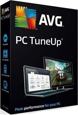 AVG PC TuneUp 2017 - 3 Users 1 Year [PC GLOBAL LICENCE KEY] *INSTANT DELIVERY!*