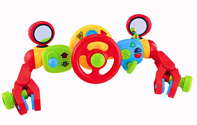 Early Learning Centre Lights and Sounds Buggy Driver - Red