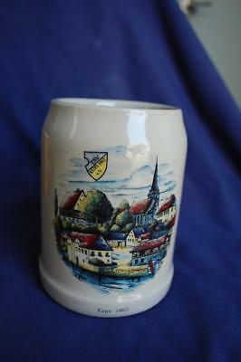 1993 KUPS  Beer Mug Stein Germany 1862 Bavaria States T.S.V. by Royal Bavaria