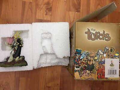 Boxed The Turds Decorative Oranaments - Special Edition Figurine - Smell Raiser