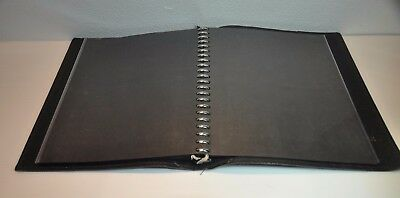 Kingbacher Murphy Co. PM11 Leather Photo Portfolio Album