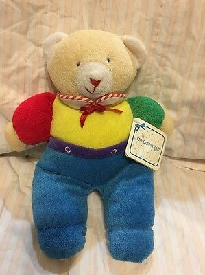 Vintage Eden Gifts Plush Stuffed Teddy Bear Primary