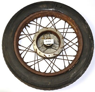 puch 250 TF - Front Wheel Wheel Rim Front