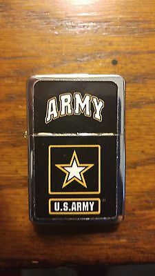 U.S. ARMY Refillable Cigar Lighter  New