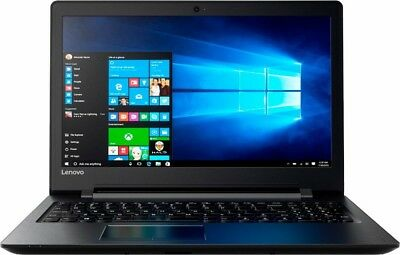 "Lenovo - 15.6"" - AMD A6-7310 - 4GB RAM - AMD Radeon R4 - 500GB HDD - BLACK"