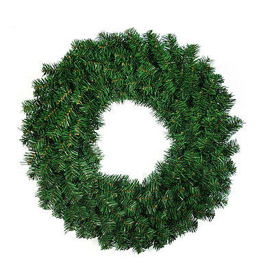 30/40/50/60cm Small Christmas Wreath christmas decorations Tree Ornament EF