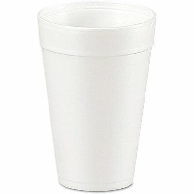Dart 32 Ounce Foam Drink Cups, 500 ct
