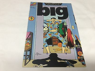 Big#1 (Hit Comics/movie Adaptation/2015-S30) Comic Book Lot Of 1