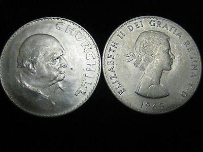 GB Crown 1965 Winston Churchill